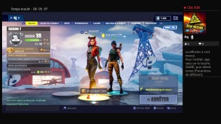 Fortnite : top 1 peux etre