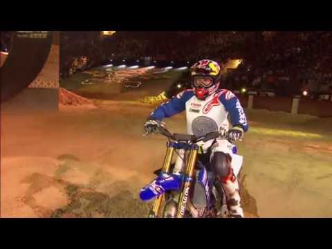 Tom Pages 2016 X-Fighters Madrid Winning Run