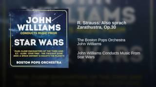 R Strauss Also sprach Zarathustra Op 30