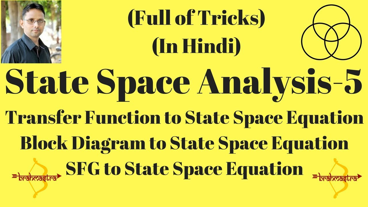 Signal Flow Graph To State Space Equations Control System 47 By Block Diagram Sahav Singh Yadav