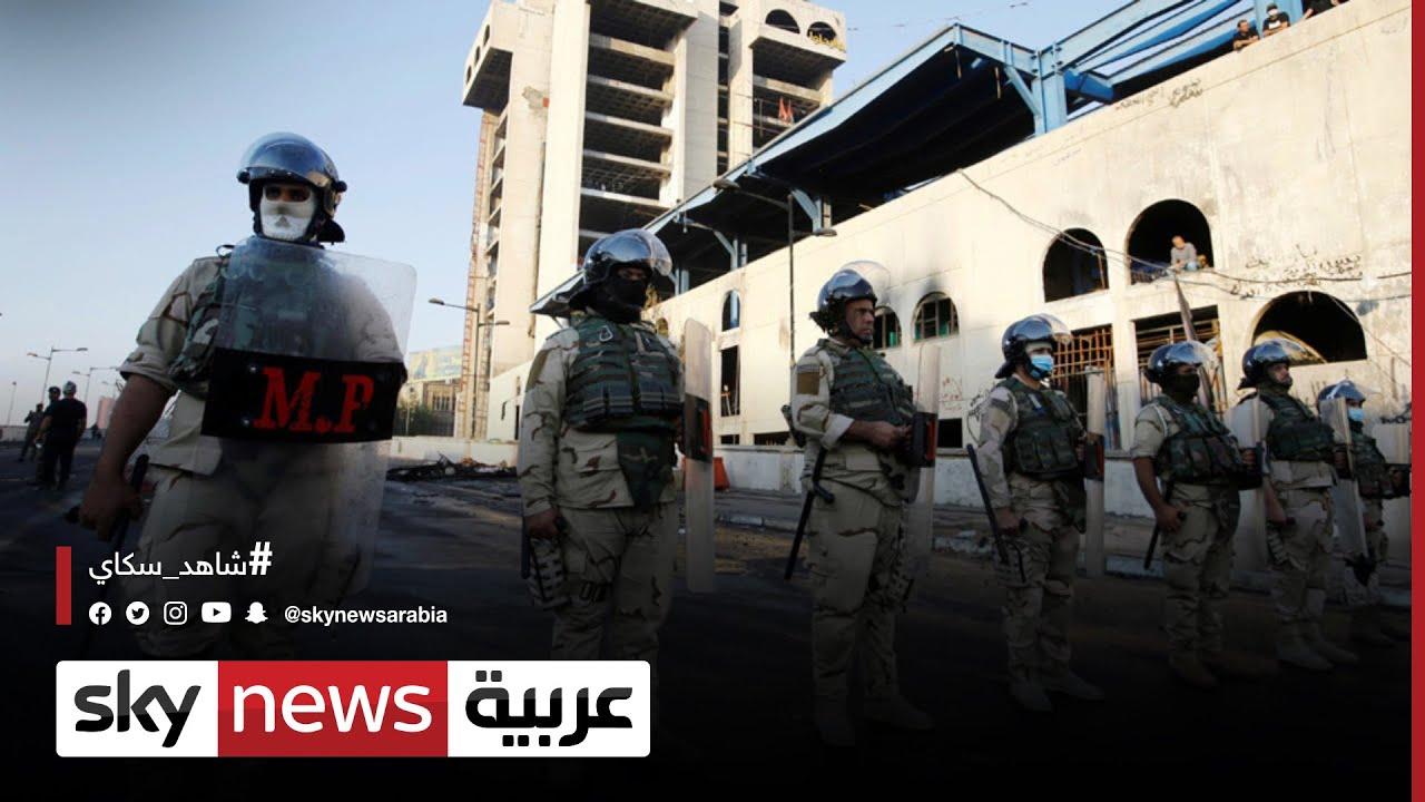 العراق/الشرطة: مسلحون اغتالوا ضابطا يعمل في مكافحة الفساد  - 04:56-2021 / 6 / 19