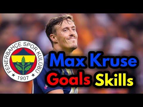 Max Kruse Fenerbahçe Goals And Skills