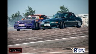 rockingham drift days me trying to keep up in the 4 pot