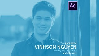 Scripting for Motion Graphics in After Effects | Motion Design Live Stream