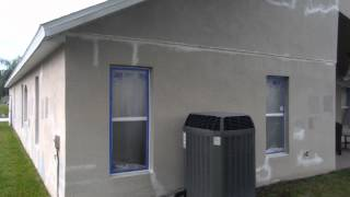 Exterior House Painting in Lee Vista