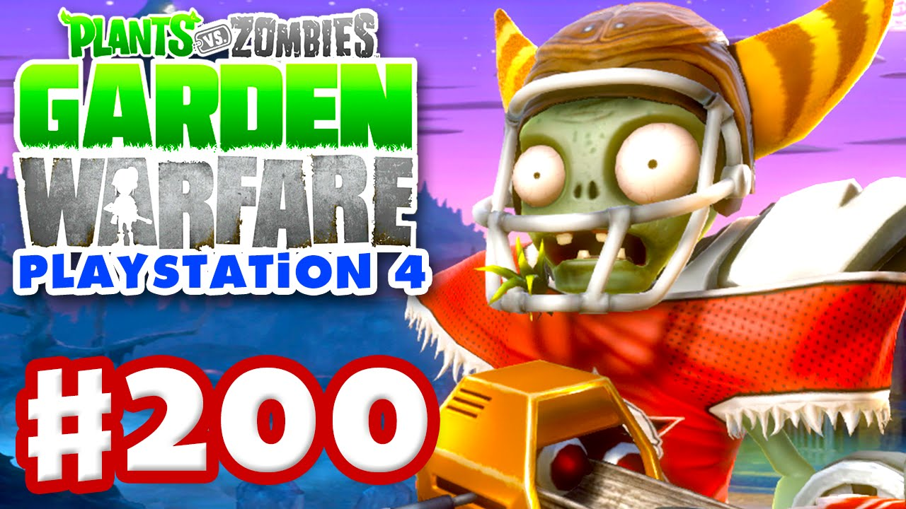 Plants Vs Zombies Garden Warfare Gameplay Walkthrou Doovi