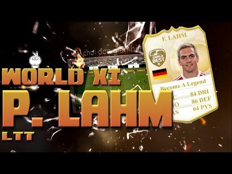 Kênh LTT | Review Philipp Lahm WB - FIFA Online 3