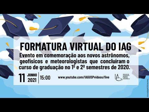 Formatura Virtual do