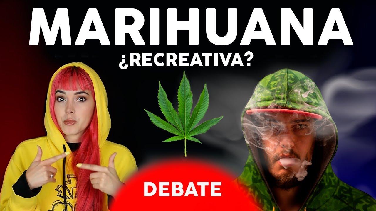 MARIHUANA LEGAL VS. ILEGAL - Debate I Kika Nieto