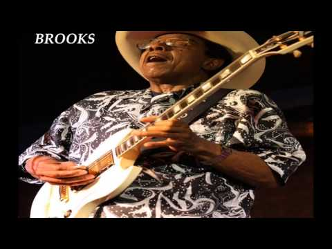 LONNIE BROOKS - End Of The Rope