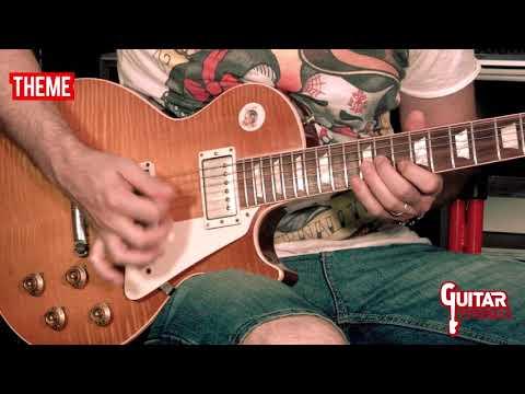 Ghost (Slash) – Rhythm – Guitar Tutorial with Matt Bidoglia