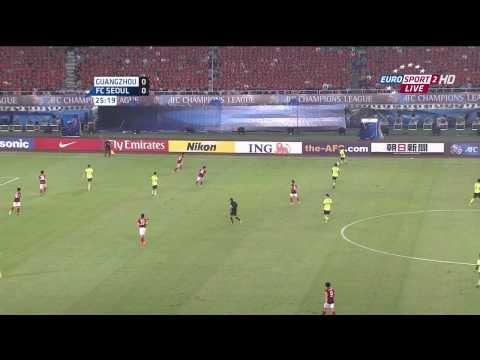 Guangzhou Evergrande vs FC Seoul - AFC Champions League 2013 Final 2nd Leg