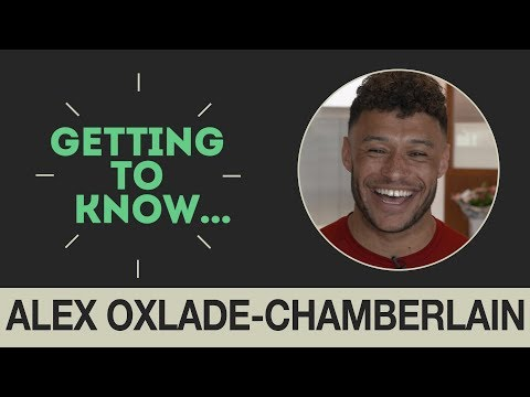 Getting to Know: Alex Oxlade-Chamberlain | Favourite word? 'Boss, lad'