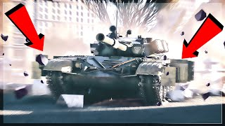 A Modern MBT with Flaps? | Also Destroying Entire Team )) (War Thunder)