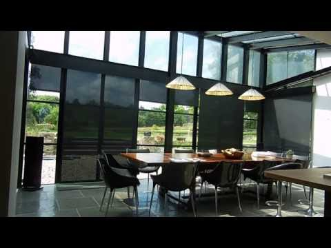 Silent Gliss 4960 Electric Blinds