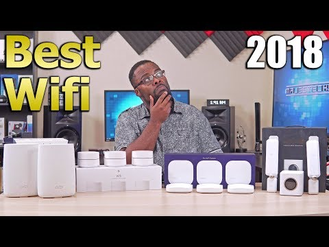 Best Wifi Router 2018 - Netgear Orbi, Eero Pro, Google Wifi, Amplifi HD