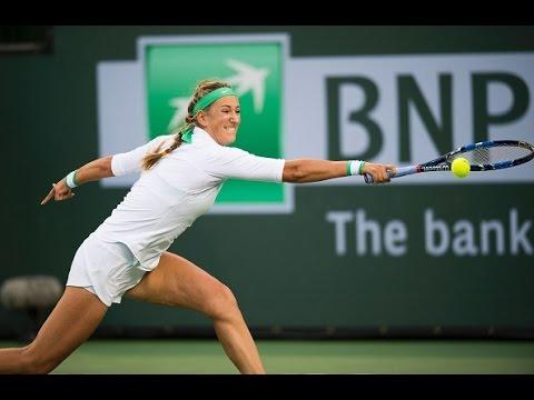2016 BNP Paribas Open Day 9 Quarterfinals WTA Highlights
