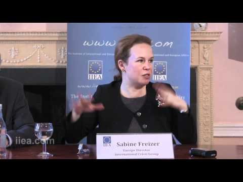 Sabine Freizer on The Eastern Mediterranean: Zone of Conflic