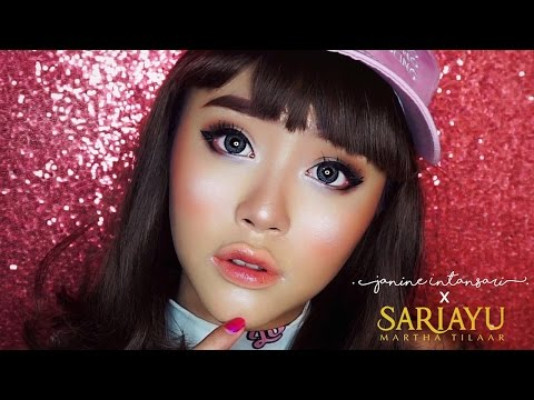 Sariayu One Brand Tutorial | Cute & Playful Makeup Look Mp3