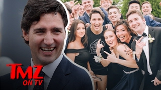 Justin Trudeau Runs In Some Very Short Shorts! | TMZ TV