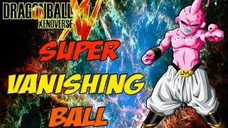DragonBall Xenoverse Ultimate Attacks: How To Get Kid Buu`s Ulitmate Super Vanishing Ball