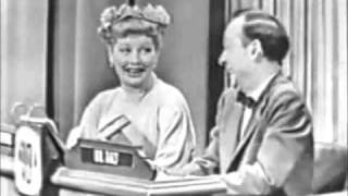 What's My Line? - Lucille Ball (1954)