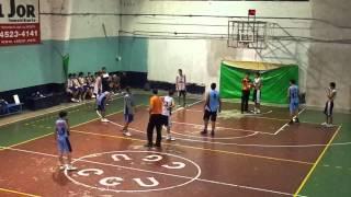 Círculo General Urquiza -CGU- vs Boulogne 02-06-2013 -Básquet Categoría Infantiles-