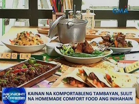 Midnight Express: Kainan na komportableng tambayan, sulit na homemade comfort food ang inihahain