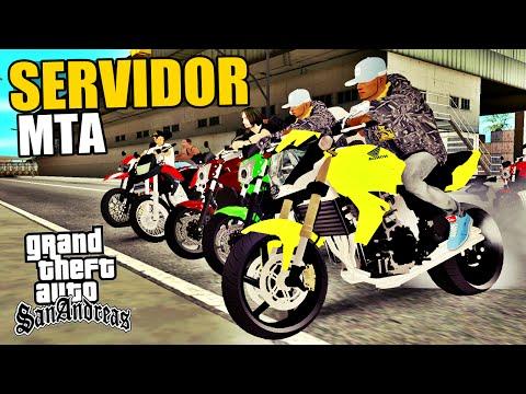 NOVO SERVIDOR DE MTA!! CARROS REBAIXADOS, MOTOS E MUITO MAIS - Multi Theft Auto: San Andreas