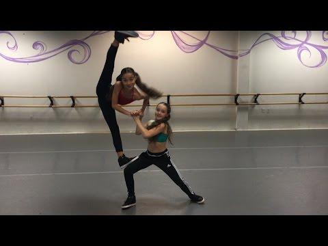 Olivia Taylor & Maggie Marx -