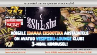 TANTSUPARADIIS 47 (Танцевальный Pай 47) - 7.detsembril 2012 klubis 777 reklaam