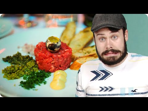 Irish People Taste Test French Food