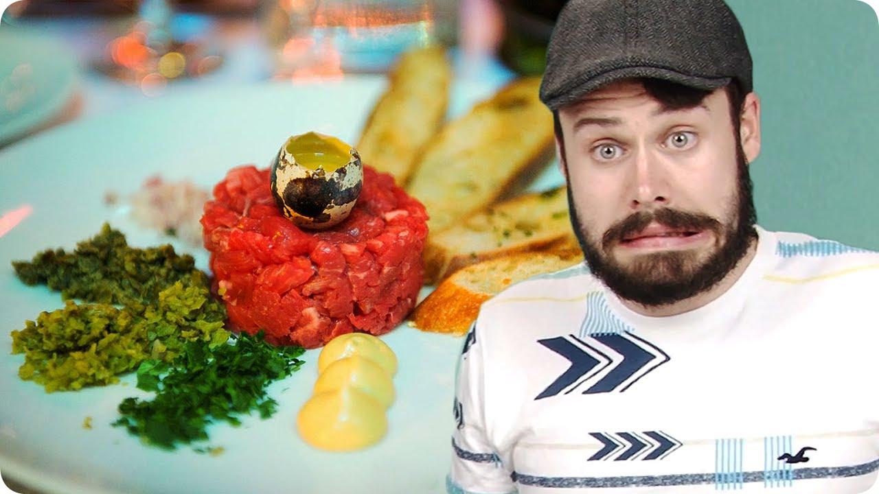 Irish people taste test french food doovi - Quiz cuisine francaise ...