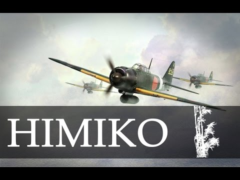 Himiko  A War Thunder Short Film by Haechi