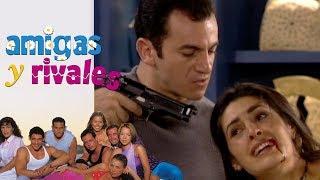 Amigas y Rivales: Roxana y Sebastián atentan contra la vida de Georgina | Escena - C72