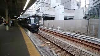 【相鉄JR直通線 開業間近】相鉄12000系 試運転 品川駅発車