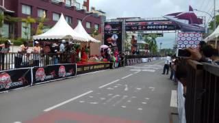 Finish Etape Akhir Tour De Makassar