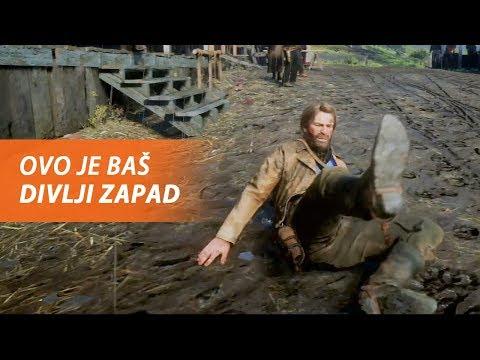Zanimljive situacije u Red Dead Redemption 2 (bez spoilera)