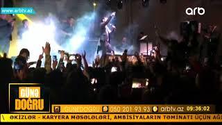 Uzeyir Mehdizade Turkiyede konsert verdi Gune dogru