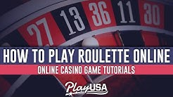 How to Play Roulette Online | Online Casino Game Tutorials