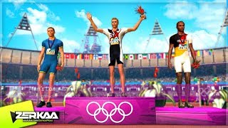 COMPLETING THE OLYMPIC GAMES! (London 2012)