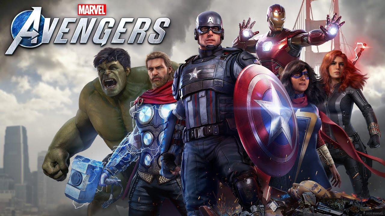 Marvel's Avengers: Launch Trailer