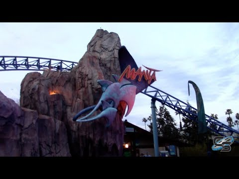 Recapping Our Day at SeaWorld San Diego: Coaster Vlog #254