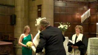 Eric & Maureen's Wedding - Here Comes The Bride