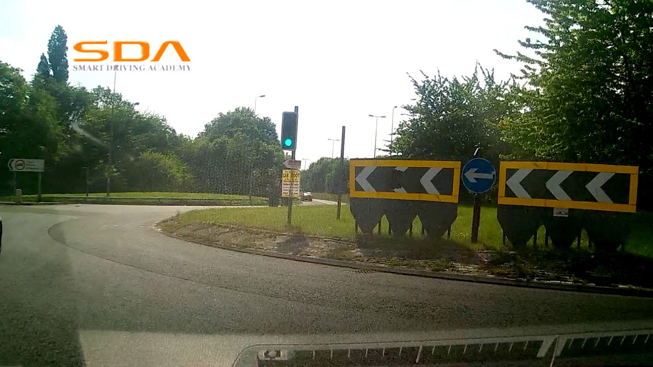 SDA: passing roundabouts 4