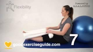Best Knee Arthroscopy Exercises Weeks 1 and 2 Post-op
