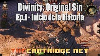 Divinity: Original Sin - Español - Ep.1: Inicio de la Historia