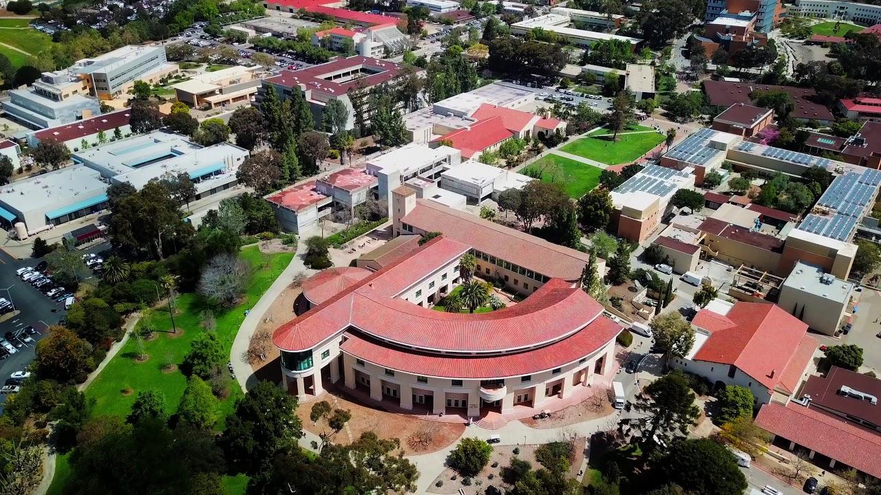 Aerial CalPoly SLO Campus