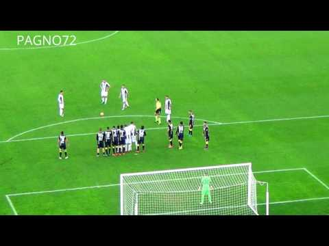 Chievo Vs JUVENTUS  Goal Pjanic 1-2