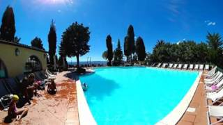 Piscina - Camping Panoramico Fiesole a Fiesole, Firenze, in Toscana - Video 360